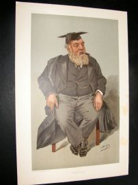 Vanity Fair Print 1901 High Master of St. Pauls